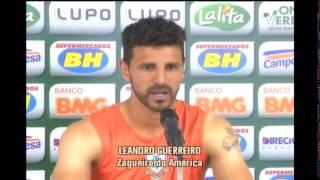 Am�rica enfrenta ABC pelo Campeonato Brasileiro