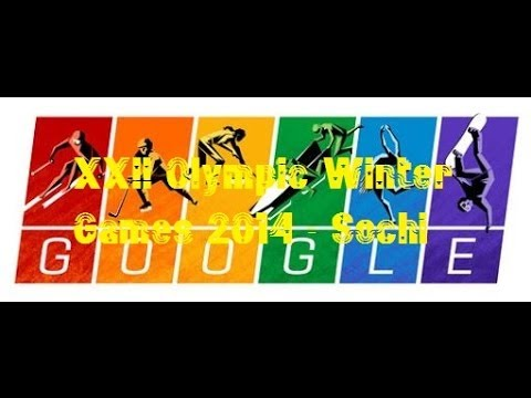 2014 Winter Olympics in Sochi, Russia - Opening Google Doodle