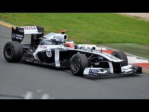 Megatovárne - Williams F1