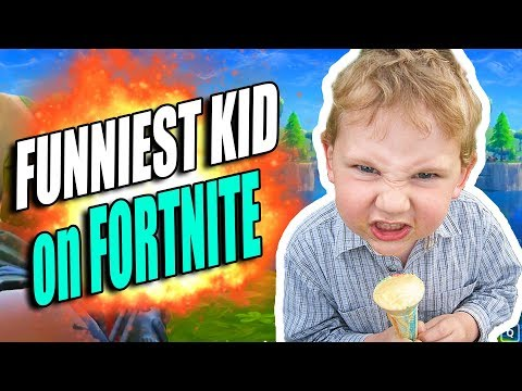 Fortnite - THIS KID IS HILARIOUS