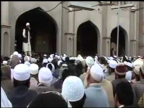 Maulana Tariq Jameel Sahib at 2011 in Tulambah 6/8