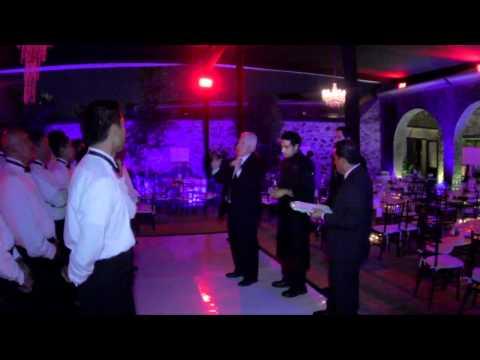 Sergio Massieu Banquetes en Queretaro