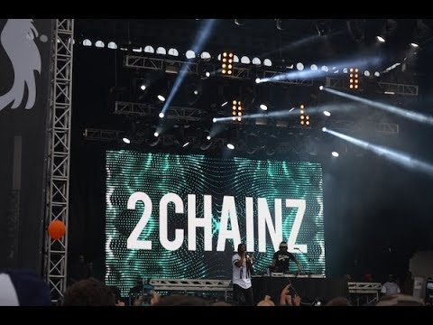 2 Chainz Crushing It At Chive Fest Chicago