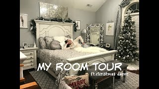 MY PITTSBURGH ROOM TOUR ft. Christmas decor !!