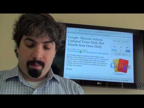 Google Sandbox, eBay Google Penalty, Manual Actions & Bing Right To Be Forgotten