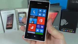 Nokia Lumia 520 Dr. Android Review (Greek)