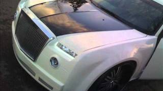 DUBZ 2006 CHRYSLER 300 FOR SALE