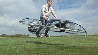 DIY Hoverbike