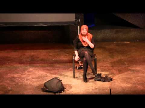 Honeytrap in a Hijab - Amina Zia Runner Up February 2013 Monologue Slam