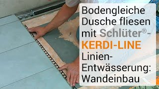 kerdi board metallst nderwand vorbereiten zum fliesen legen vea mas videos de chabelos. Black Bedroom Furniture Sets. Home Design Ideas