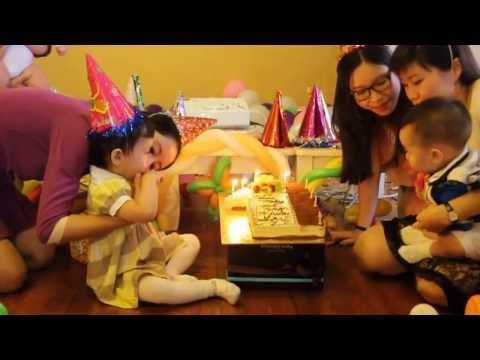 Sinh Nhật Pía 1 tuổi