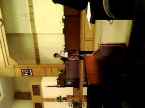 Juara 1 cipta dan baca puisi tk SMA FLS2N Prov. Jambi 2012