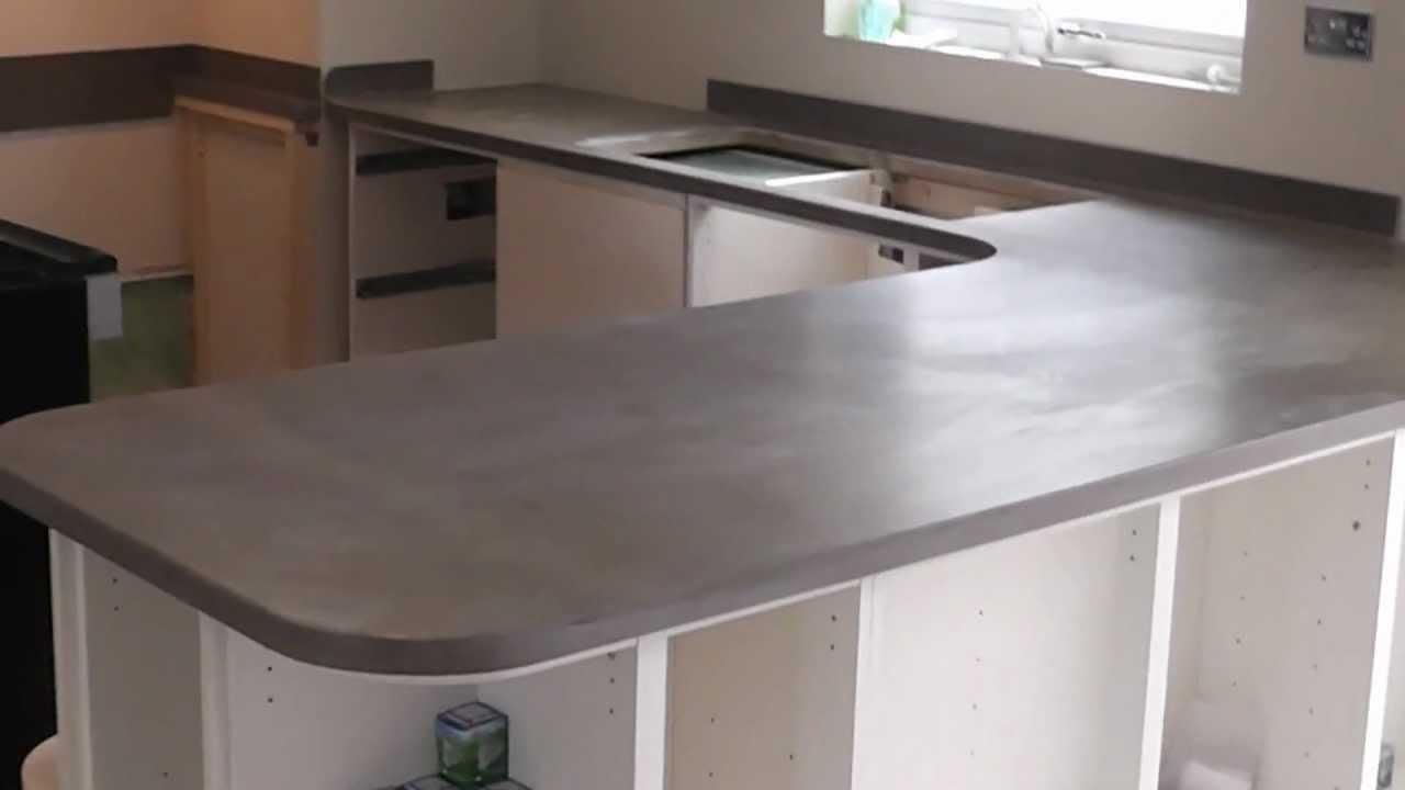 Lg Hi Macs Worktop In Verona By Prestige Work Surfaces