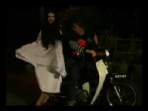 HANTU lucu - YouTube