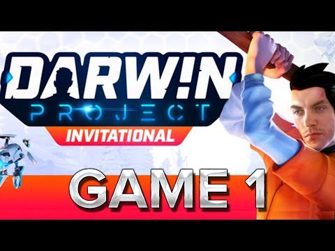 The Darwin Project Invitational : Game 1