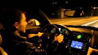 Maserati Quattroporte - Szuper Levente, Tordai Istv�n (SportVerda) videos