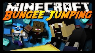 Minecraft: INTENSE BUNGEE JUMPING! (Mini-Game)