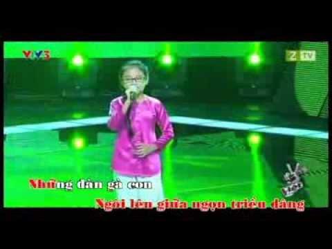 Quê Em Mùa Nước Lũ - Karaoke