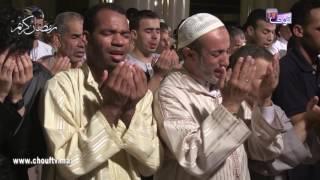 خبر اليوم: الآلاف من المصلين حجوا إلى مسجد الحسن الثاني ليلة القدر لختم القرآن الكريم |