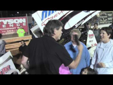 Williams Grove Speedway PA Speedweek VIctory Lane 7-04-14