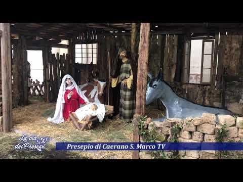 La via dei presepi - Caerano San Marco