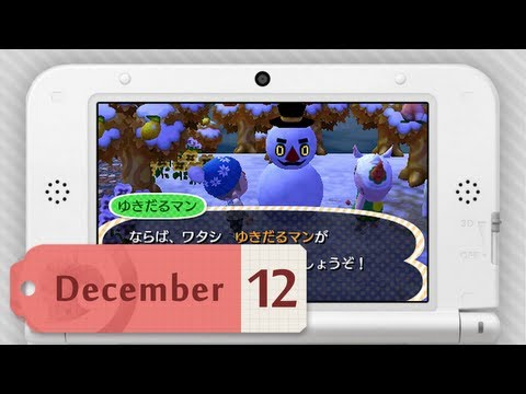 Video Journal - Animal Crossing: New Leaf (Dec.12.2012), ● Website - http://www.thebitblock.com/ ● Facebook - http://www.facebook.com/TheBitBlock ● Twitter - https://twitter.com/TheBitBlock