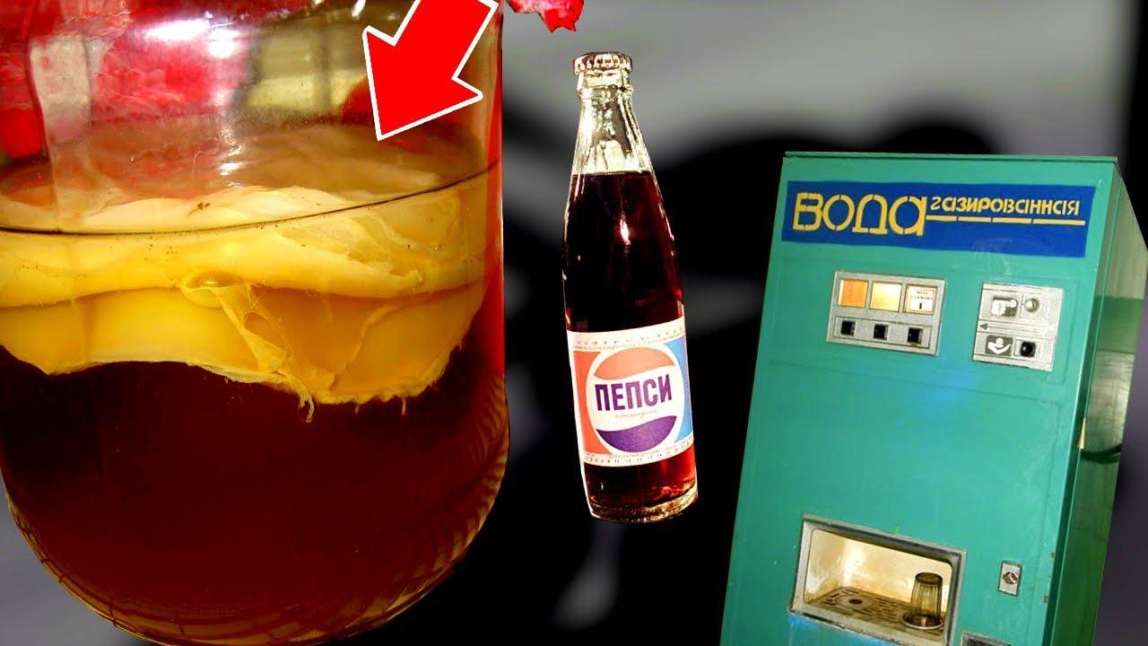 Производство безалкогольных напитков в России - адреса