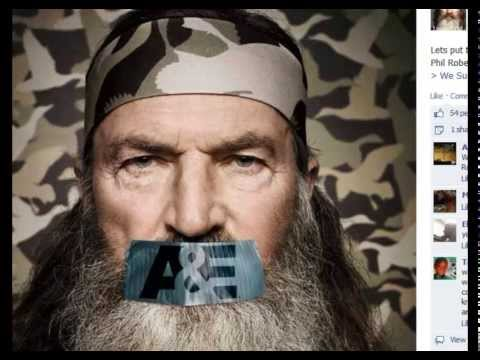 Why I stand for Phil Robertson