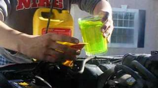 Routine Maintenance: Radiator Flush