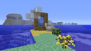 How To Make A Heaven (Aether 2) Portal In Minecraft 1.7.10