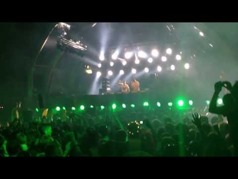 W&W 6/6 - Nature One 2013 - Open Air Floor