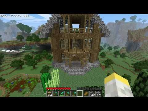 Minecraft Oldschool #11: Nowy domek?