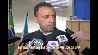 Pol�cia Federal revela fraude de concurso p�blico na UFJF