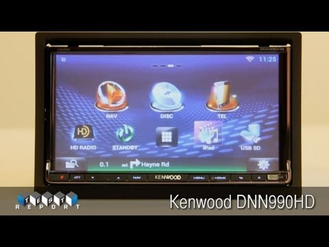 Kenwood DNN990HD Navigation System