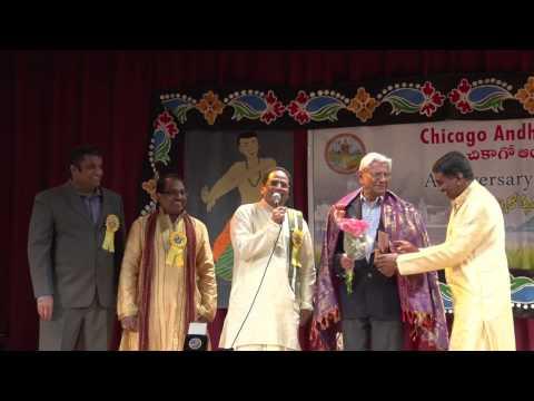 CAA - First Anniversary  - Mar 18th 2017 - Item-17b - Life Time Achievement to Dr.Prakasam Tata