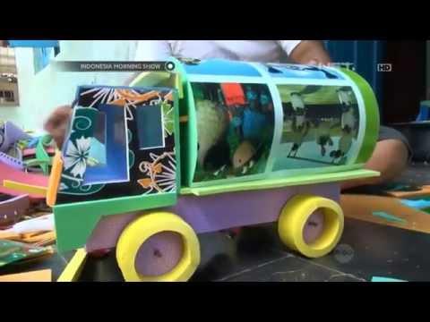 IMS - Mainan Anak-anak dari Limbah Karet