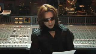 X Japan's 2010 North American Tour Video Message