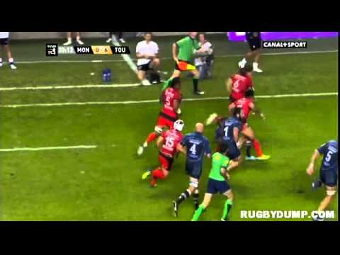 Rugby in France 2012 2013 round 05 Montpellier Toulon