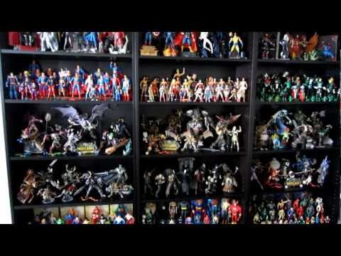 My Action Figure Collection (updated April 2012) HD