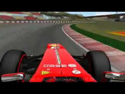 GP da ESPANHA de F1  Fernando Alonso conduz Ferrari a vitória em Barcelona