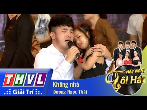 THVL | Hãy nghe tôi hát - Tập 10: Không nhà - Dương Ngọc Thái