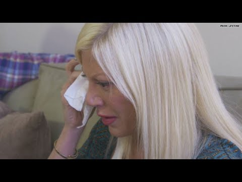 Tori Spelling's marriage meltdown?