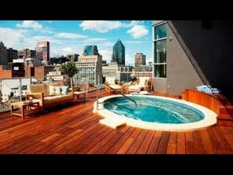 Hotel Le Crystal Montreal Review