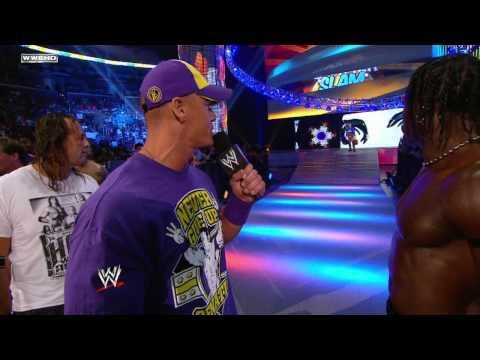 Retour surprise de Daniel Bryan à WWE SummerSlam