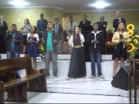 Ministério de louvor JUBRAC - Cubatão Meu Respirar - Vineyard e Nivea Soares