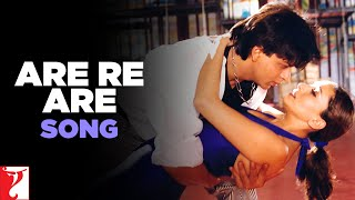"""Are Re Are"" Song Dil To Pagal Hai Shahrukh Khan"