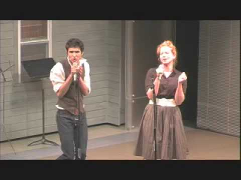 Sometimes Two is Better Than One by Ewalt and Walker sung by Molly Pope and Jonathan Whitton