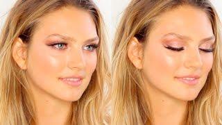 Victoria Secrets Show 'Angels' Makeup