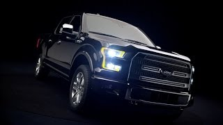 NEW 2015 Ford F-150 Reveal Promo