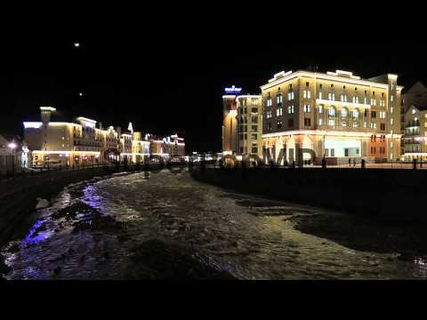 Mountain Cluster Village Rosa Khutor, Krasnaya Polyana at...